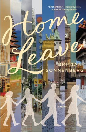 Home Leave by Brittani Sonnenberg book cover