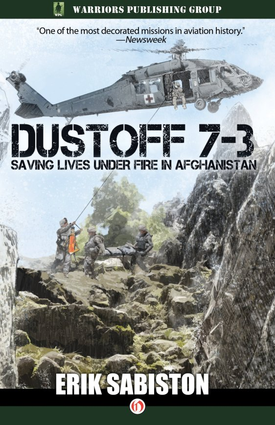 Dustoff 7-3 by Erik Sabiston